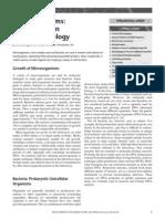 Microorganisms Applications in Molecular Biology