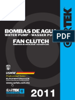 Bombas Agua Fan Clutch Usmotor