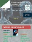 Libreta examen neurologico