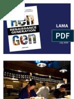 Library Leadership and Management Association presentation slides