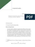 Argumentaciòn Jurìdica Emma Meza Fonseca
