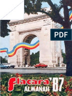 Almanah Flacara 1987