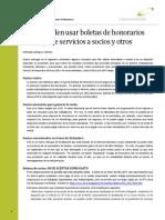 2012 09 NO Se Pueden Usar Boletas de Honorarios Por Pago de Servicios a Socios y Otros