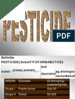Prezentare Pesticide