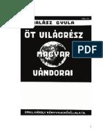 Halász_5 világrész magyar vándorai