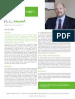 Evan B. Lefsky, PCG Education Subject Matter Expert