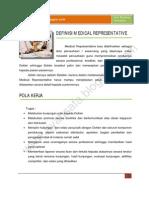 Modul Medical Representative