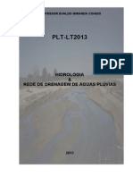 Apostila HIDROLOGIA_versão2013