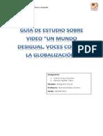 Globalizacion y Tercer Mundo