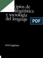 Sociolinguistica y Pragmatica Francisco Moreno001