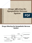 Drugs Affecting the Sympathetic Nervous System
