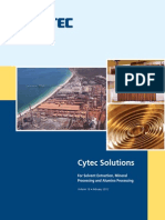 Cytec Solutions 2012