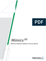 Mimics Student Edition Course Book