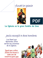 41.JesusfundolaIglesia