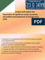 modern georgia review