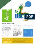 ibcs newsletter