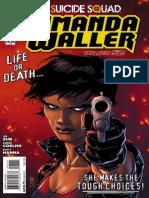 Suicide Squad Amanda Waller Exclusive Preview