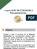 24028619 to de Cobranzas y Recuperaciones