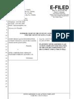 Pentium 4 Litigation