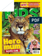 National Geographic KIDS South Africa 2012-09
