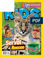 National Geographic KIDS South Africa 2012-06