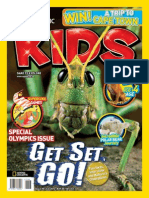 National Geographic KIDS South Africa 2012-07