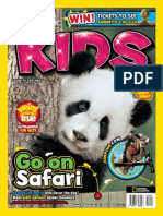 National Geographic KIDS South Africa 2012-11