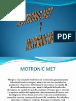 Motronic Me7 y Med7