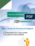 Gestão de Processos - BPM_DIGIMAX