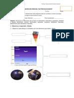 Evaluación de Ciencias cuarto planeta tierra 2013