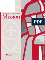Journal of Lutheran Mission | March2014