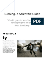 Running, A Scientific Guide2
