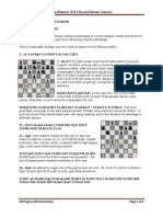 FIDE Candidates Chess Tournament 2014 Round 09