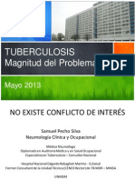 Tuberculosis Mayo 2013 Residentes