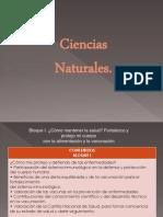 Ciencias Naturales en La Vida Diaria
