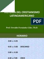 INTRODUCCIÓN- Hist. Crist. LA