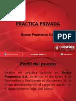 PPTX-Practica Privada____Tesis Final para abogacia UNITEC, Tegucigalpa, Honduras