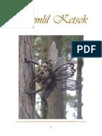Nemlil Ketsek (Flying Spirit of the Bark)
