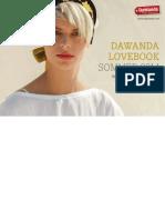 DaWanda Lovebook Sommer 2014 DE