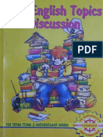 English Topics for Discussion