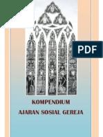 KOMPENDIUM AJARAN SOSIAL GEREJA