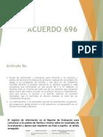 Articulo s 696