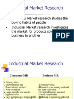 5 B2B Ind Mkt Research