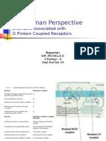 Human Disorders - GPCR
