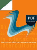 Unesco Interculturalidad