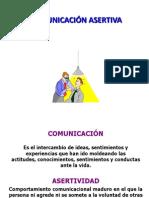 COMUNICACIÓN ASERTIVA exposicion