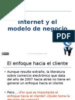 Modelo de negocios web
