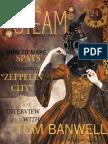 Steampunkopedia steampunk leisure steam magazine fandeluxe Images