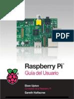 Raspberry Pi Guía del Usuario Parte I y II Full
