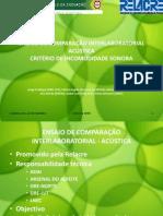ECI Acustica Incomodidade